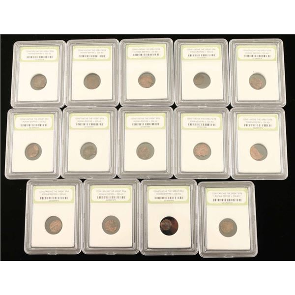 Constantine the Great Era Coins