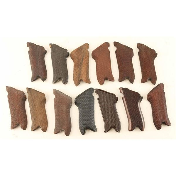 Lot of 13 Luger Grips