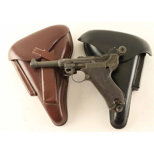 Lot of 2 Luger Holsters and Non-gun