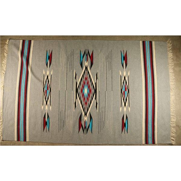 (2) Southwest Wool Blankets