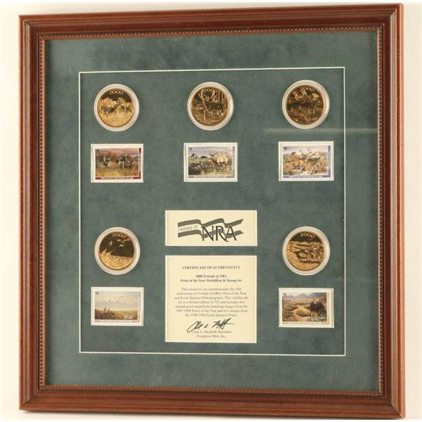 2000 Friends of NRA Coin Sets