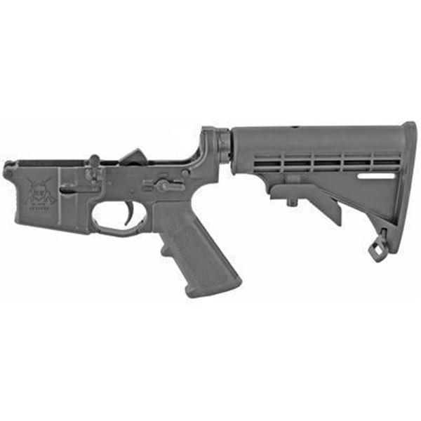 KE ARMS KE-15 FORGED COMPLETE LOWER