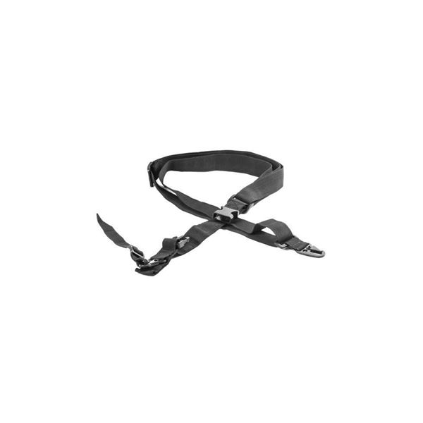 JE SLING 3 POINT BUNGEE BLACK