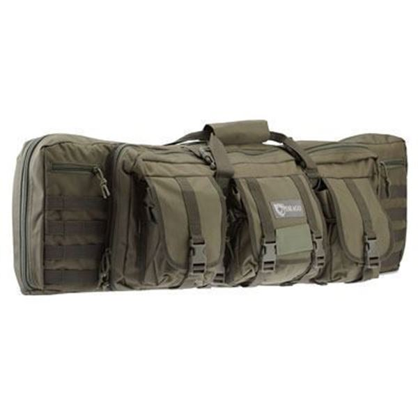 "DRAGO GEAR 36"" SINGLE GUN CASE GREEN"