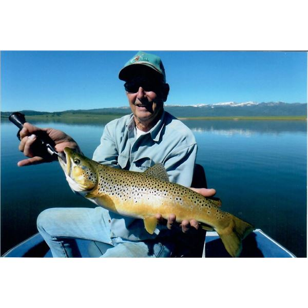 3-Day Montana Fly Fishing for 2 Anglers