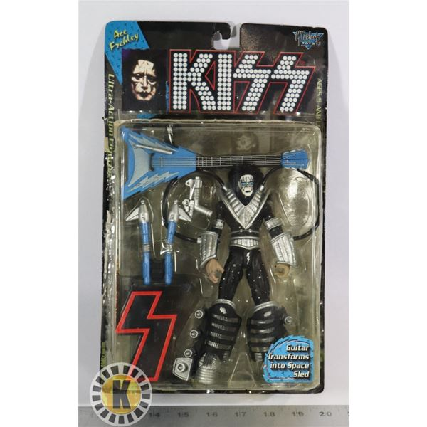 MCFARLANE KISS ACE FREHLEY FIGURE