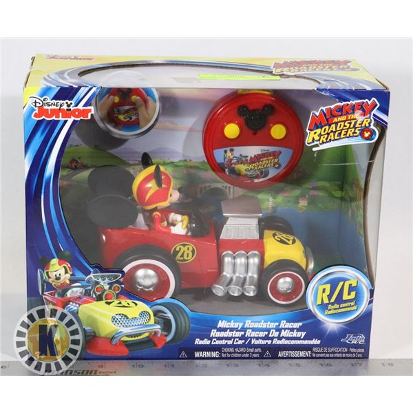 SEALED JADA TOYS MICKEY ROADSTER
