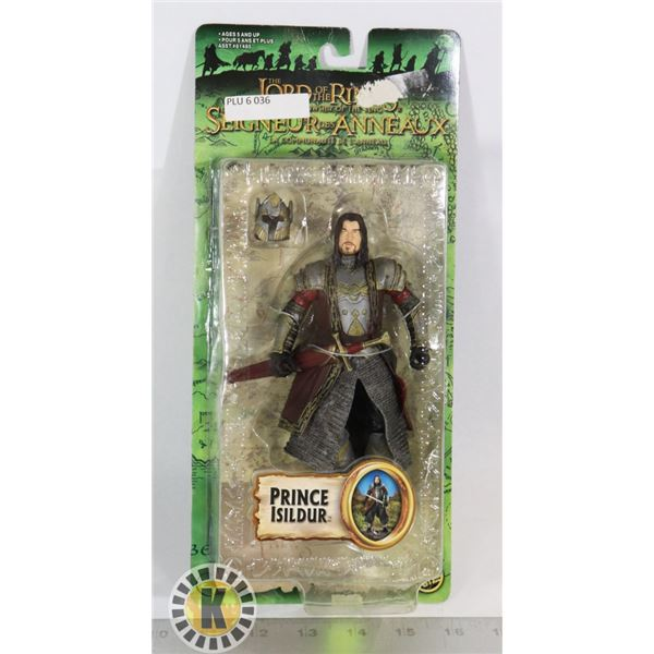 TOYBIZ LORD OF THE RINGS FELLOWSHIP OF THE RING