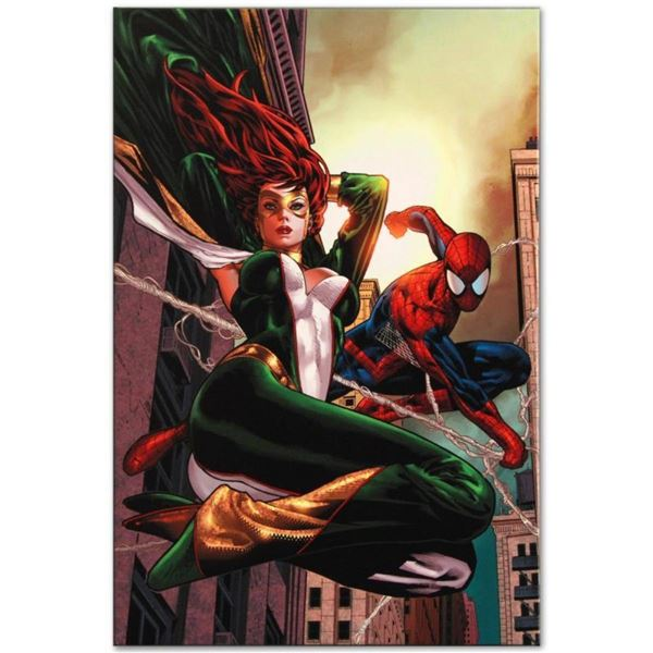 "Marvel Comics ""Amazing Spider-Man Family #6"" Numbered Limited Edition Giclee on"