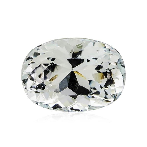 5.34 ct.Natural Oval Cut Aquamarine