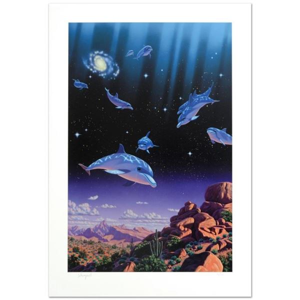 """""""Ocean Dreams"""" Limited Edition Giclee by William Schimmel, Numbered and Hand Sig"""