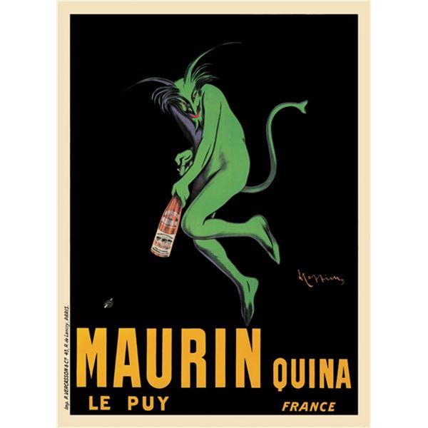 Leonetto Cappiello - Maurin Quina