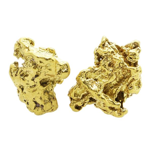 Lot of Gold Nuggets 8.59 Grams Total Weight