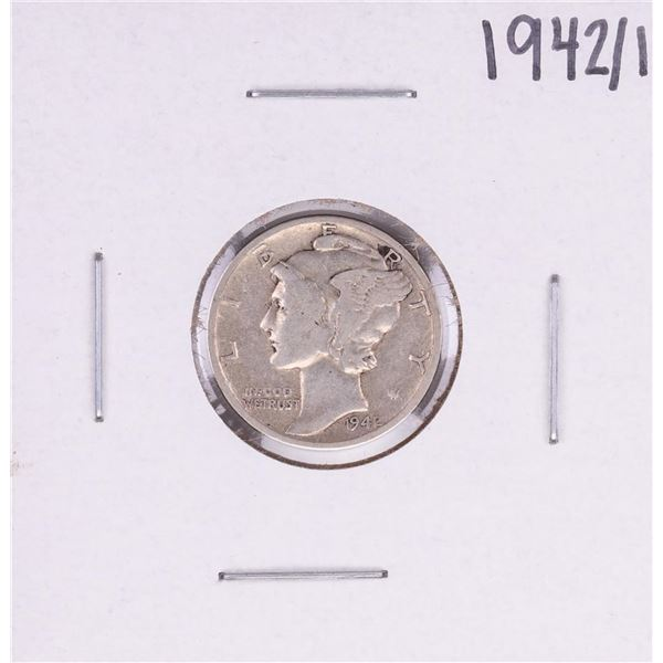 1942/1 Mercury Dime Coin