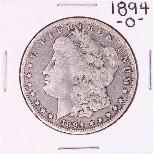 1894-O $1 Morgan Silver Dollar Coin