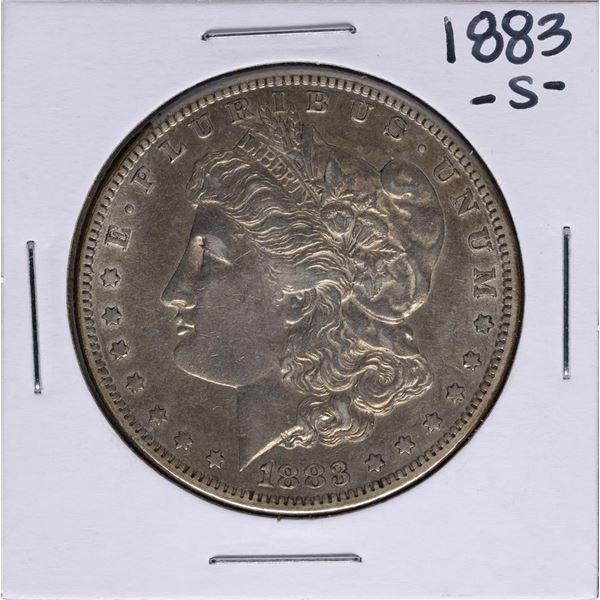 1883-S $1 Morgan Silver Dollar Coin