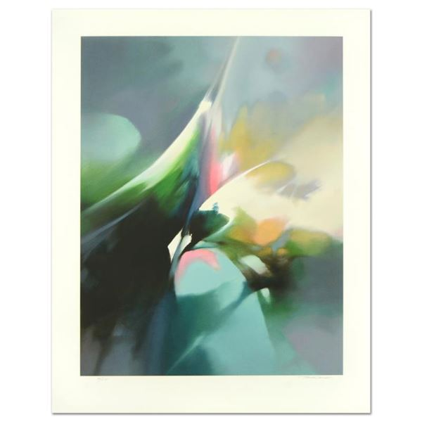 """Thomas Leung """"Effervescence"""" Limited Edition Giclee"""