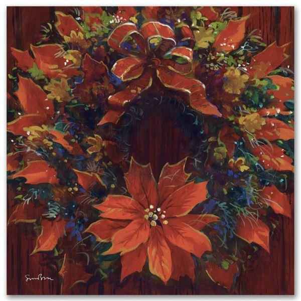 "Simon Bull ""Holiday Homecoming"" Limited Edition Giclee"