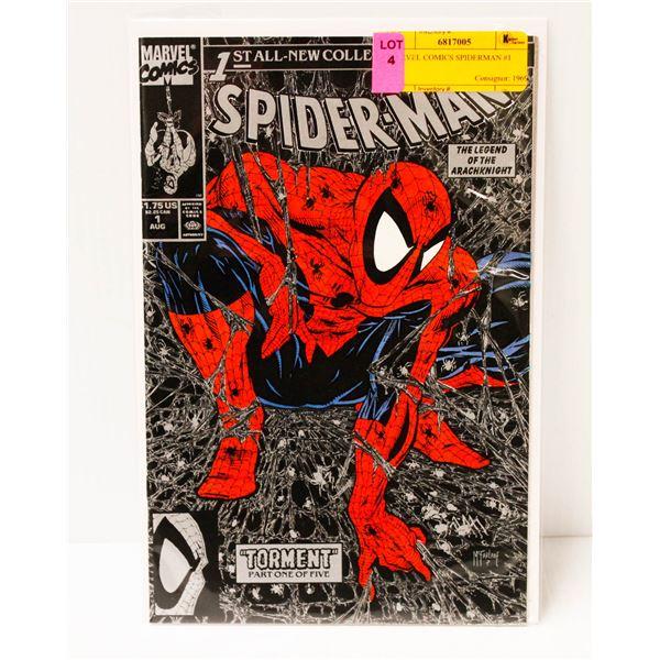 MARVEL COMICS SPIDERMAN #1