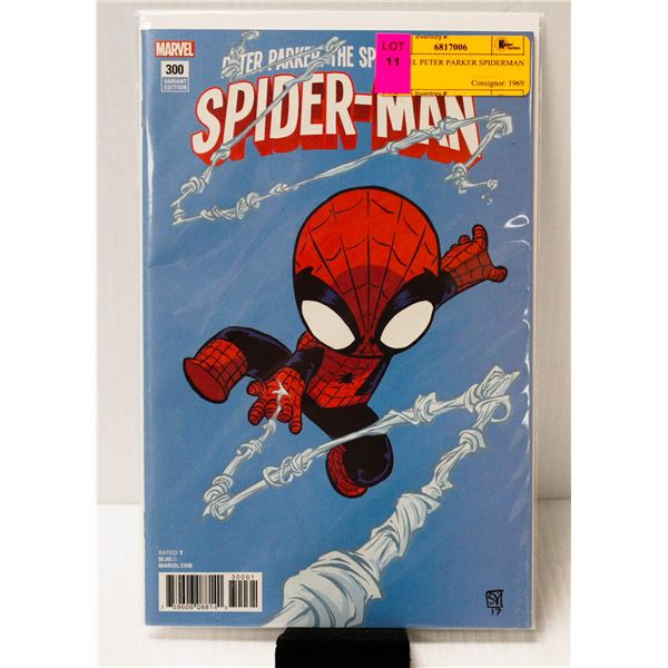 MARVEL PETER PARKER SPIDERMAN #300