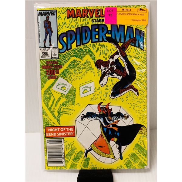 MARVEL COMICS SPIDERMAN #200