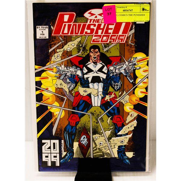 MARVEL COMICS THE PUNISHER 2099 #1