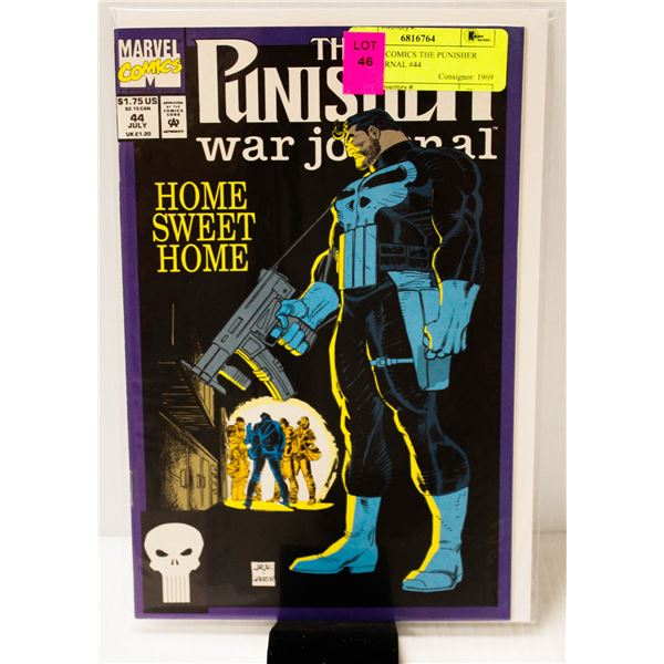 MARVEL COMICS THE PUNISHER WAR JOURNAL #44