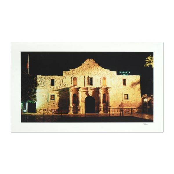 "Robert Sheer, ""Davy Crockett at the Alamo"" Limited Edition Single Exposure Photo"