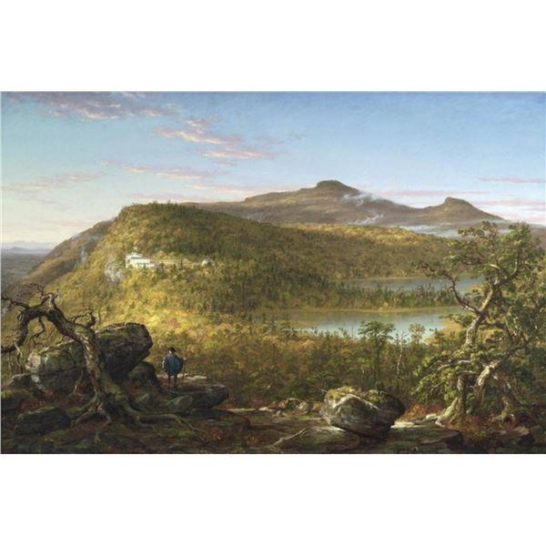 Thomas Cole - Catskill Mountains
