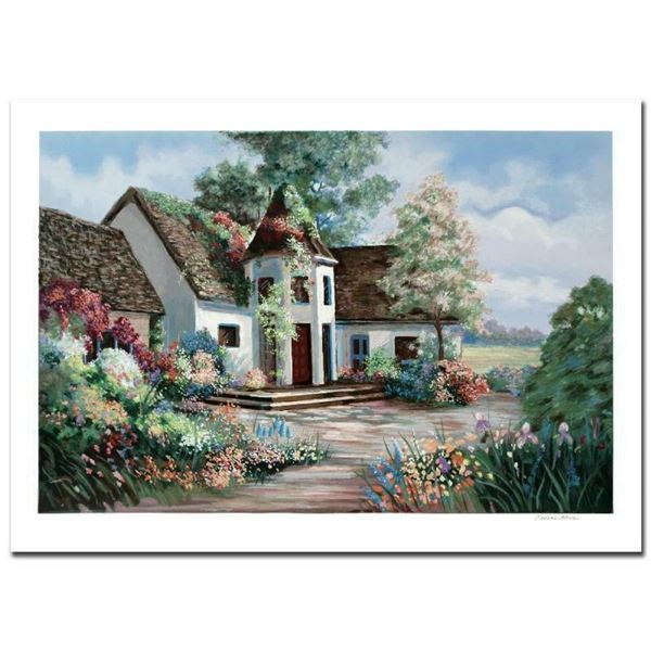 """""""Early Morning Sunlight"""" Limited Edition Serigraph (36"""" x 24"""") by Earlene Moses,"""