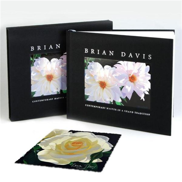 "Brian Davis, ""Contemporary Master in a Grand Tradition (Deluxe)"" Limited Edition"