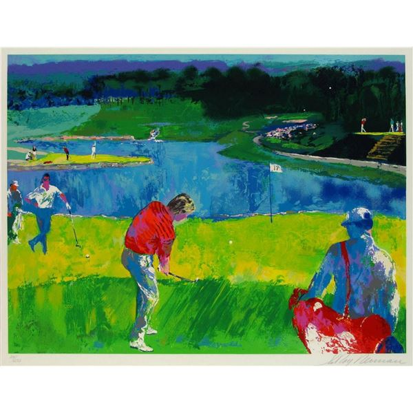 Mystic Rock by LeRoy Neiman 114/250