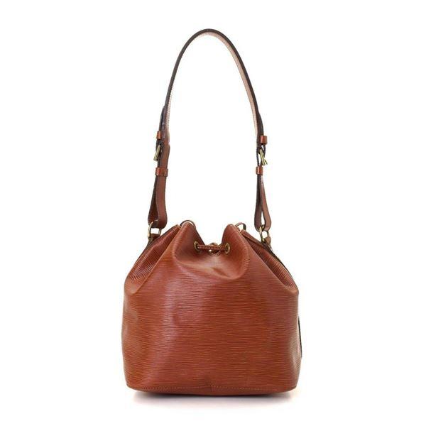 Louis Vuitton Brown Fawn Petit Noe Shoulder Bag