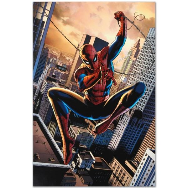 """Marvel Comics """"Secret War #4"""" Numbered Limited Edition Giclee on Canvas by Gabri"""