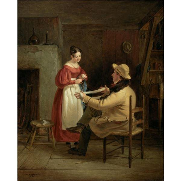 William Sidney Mount - Winding Up