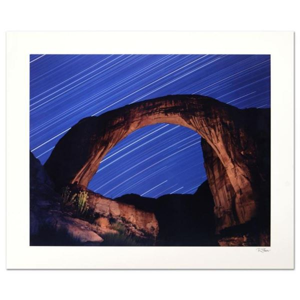 "Robert Sheer, ""Rainbow Bridge"" Limited Edition Single Exposure Photograph, Numbe"
