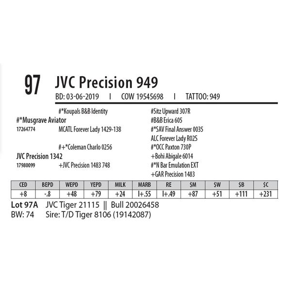 JVC Precision 949