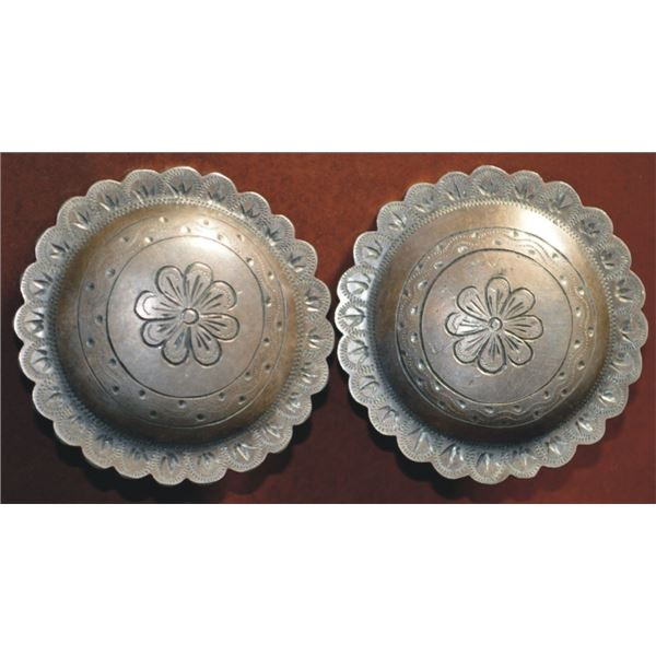 Linda Doyle 2 ¼ inch silver conchos