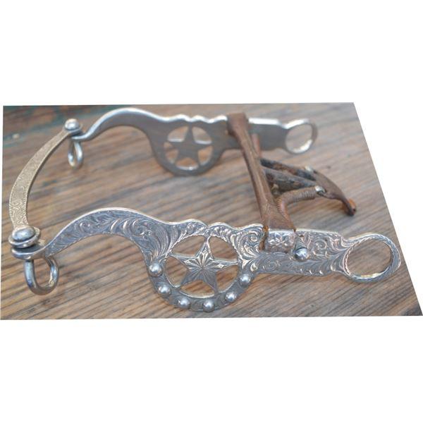 Al Tietjen stainless steel bit