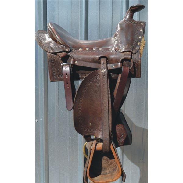 early kids saddle