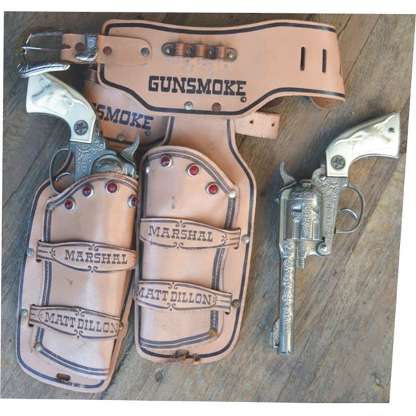 Gunsmoke gun rig