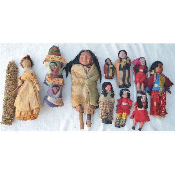 Indian doll grouping