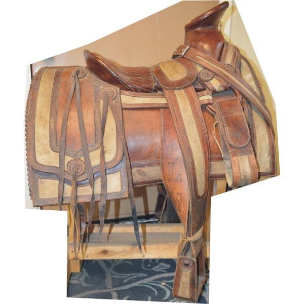good quality Charro saddle