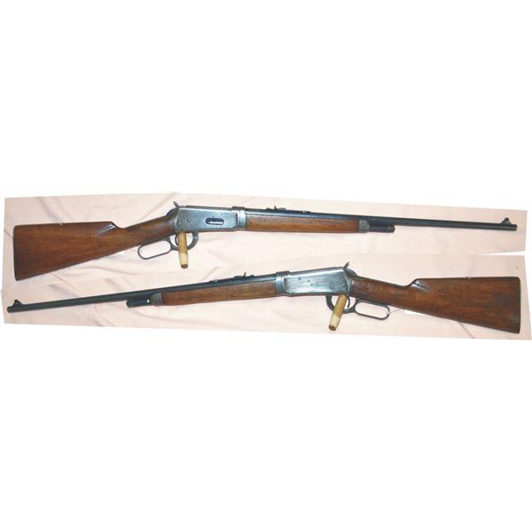 Winchester model 55 button mag carbine 30.30, Mf 1928, #NM004XB73