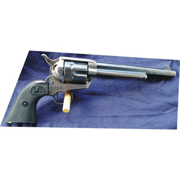 Colt .45 SAA 1st generation mfg 1926 #343742 excellent condition