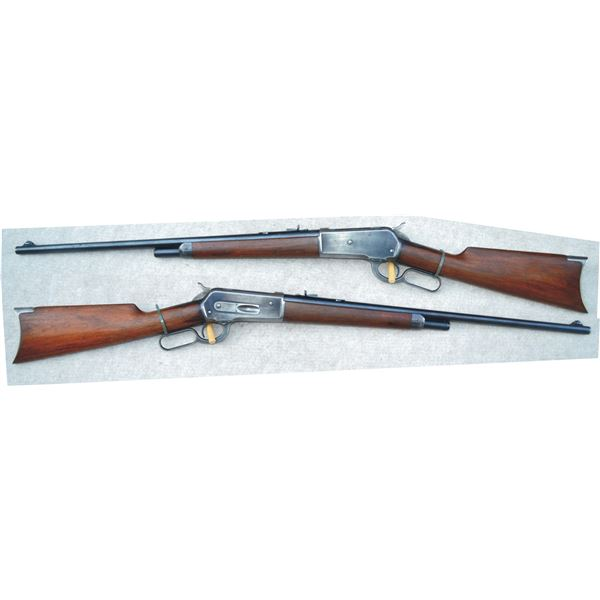Winchester1886 .33 rifle #140893 mfg 1906, nice condition