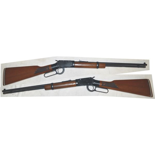 Ithaca 49R .22 lever action with deluxe wood #500116952