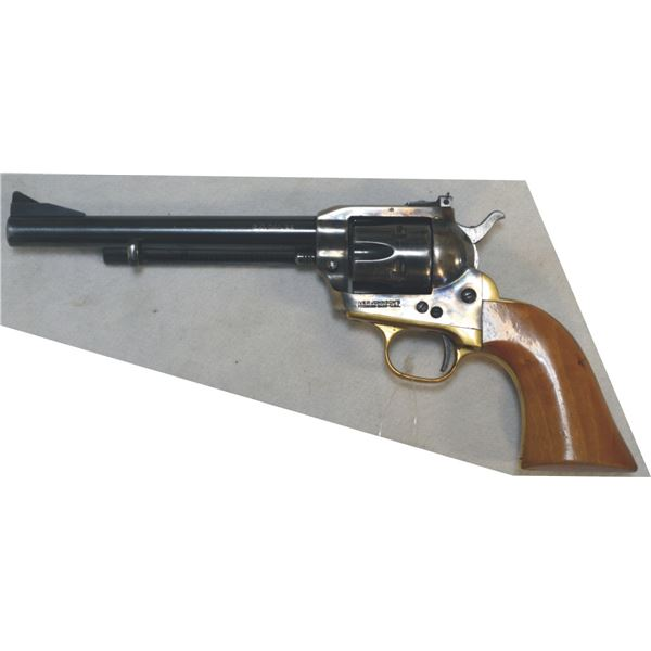 Iver Johnson single action .22  #44411