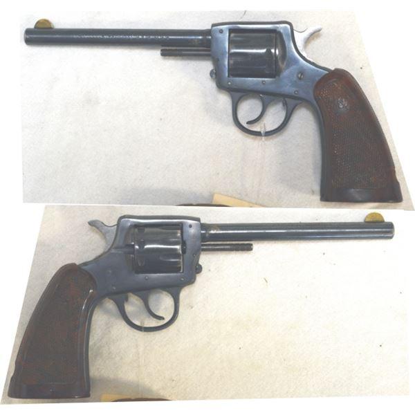 H & R .22 revolver #MX05PT8
