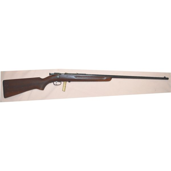 Winchester model 67 .22 rifle, no number, circa 20's